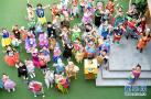 石家庄:儿童环保服装秀