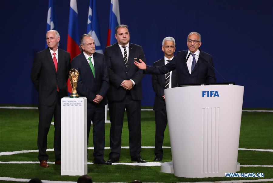 (SP)RUSSIA-MOSCOW-2026 FIFA WORLD CUP-HOST NATIONS