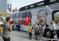 Turkey to hold snap presidential and legislative elections