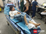 四川乐山公交车爆炸 15人受伤其中1人重伤(图)