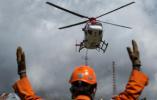 【组图】印尼成功撤离543名被困火山游客