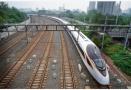 济青高铁新东站站内长轨条运输完毕 年底具备通车条件