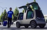 無人駕駛汽車開始在亞利桑那州提供雜貨生鮮運輸