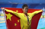 """孙杨夺冠圆梦亚运200米自由泳,成就游泳生涯""""金满贯"""""""