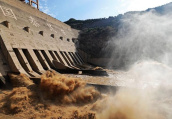 【壮美黄河行】三门峡:万里黄河第一坝