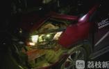悲剧!电瓶车女子被撞后 又遭遇二次碾压身亡