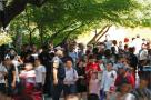 长假首日杭州迎客199.92万人次!这些地方人最多