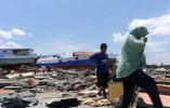 【组图】印尼地震海啸灾区掠影