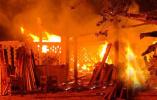 因工伤纠纷想不开 男子竟然去厂里放了把火