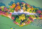 南京玄武湖秋景