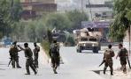 阿富汗塔利班夜袭哨所 激战4小时致30名警察死亡