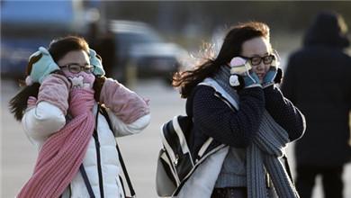 北京 最高温跌破冰点 低温徘徊至下周