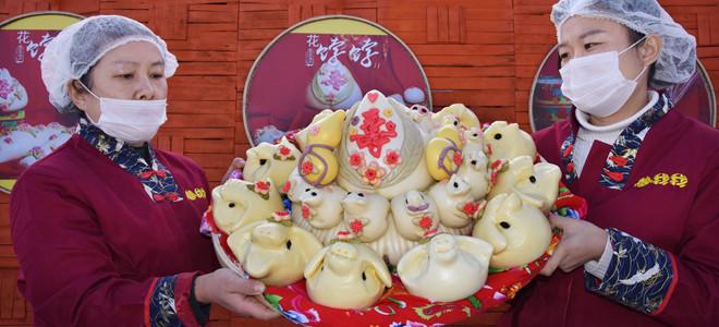 胶东花饽饽文化博物馆传承民间面食文化
