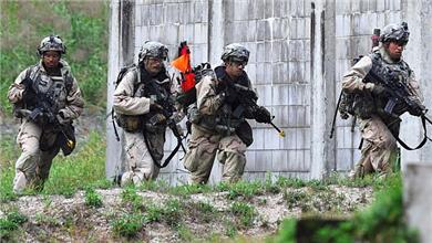 韩美草签驻韩美军防卫费分担协定