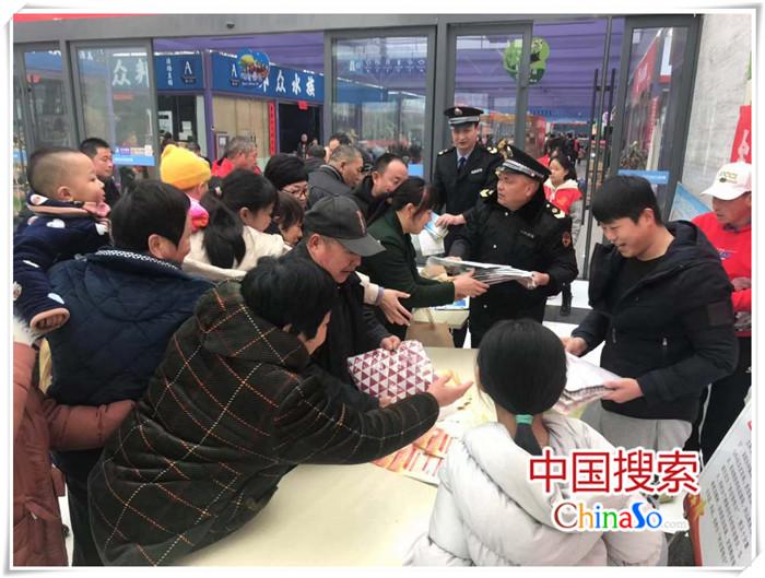 郑东新区食药监局组织开展元宵节食品安全专项监督抽检活动