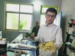 """三门峡湖滨区:返乡大学生张文卯的创业之路很""""潮"""""""
