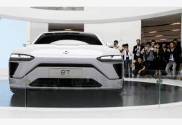 """新能源汽车下一站如何""""进化"""":电动+智能+共享是趋势"""
