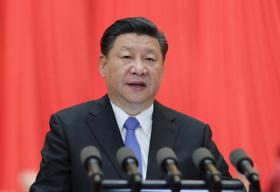 习近平就中蒙建交70周年同蒙古国总统巴特图勒嘎互致贺电