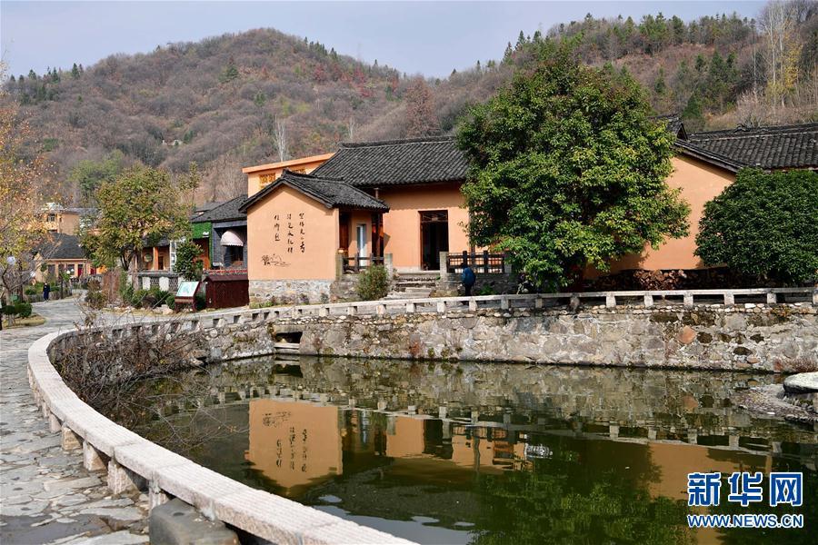 (新华视界)(5)河南新县:美丽乡村惹人醉