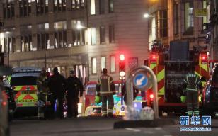 英国伦敦恐怖袭击事件造成2死3伤 一嫌疑人被打死