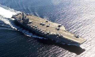 """美国又有航母出现确诊病例,太平洋舰队4艘航母全部""""中招"""""""