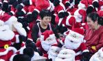 山东峄城:玩具加工产销两旺
