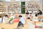 城市书房带来万家书香 河北邢台首座城市书房建成投用