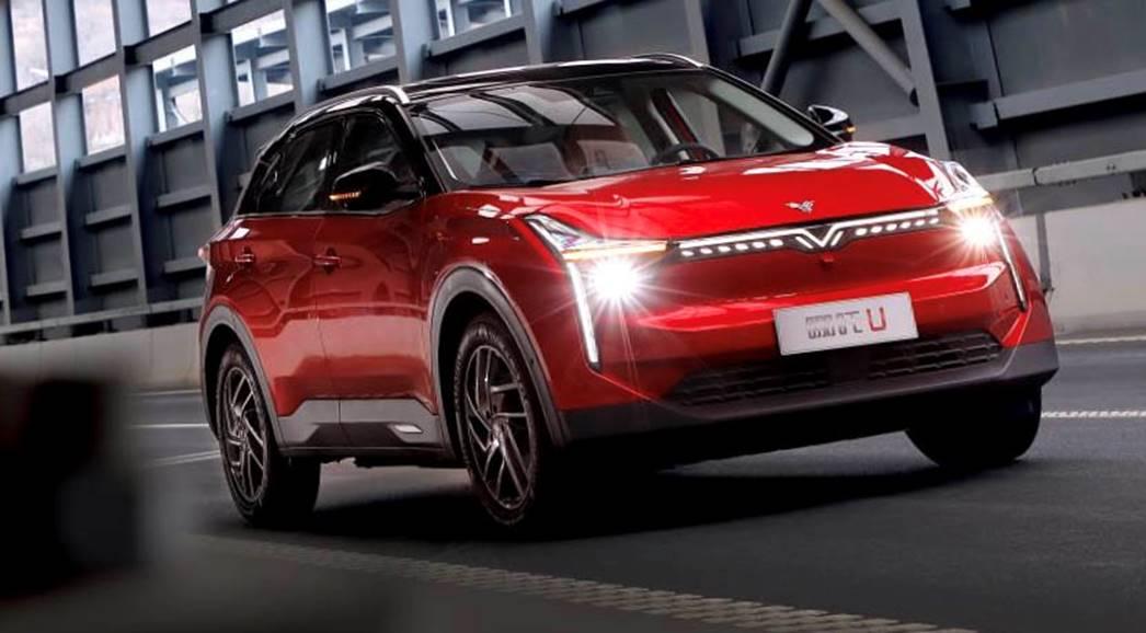 全新概念车Eureka 03及哪吒V将首亮相 哪吒汽车公布北京车展阵容