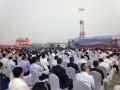 周口中心港开通至上海港集装箱直达航线