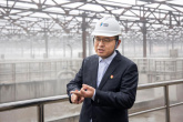 【中国梦·大国工匠篇】和笑天:以科技创新赢得碧水蓝天