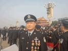 """河南省台前县:乔进全被授予""""全国公安系统二级英模"""""""