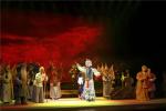 漯河沙河调《郾城大捷》参加第十五届河南省戏剧大赛