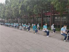 濮阳华龙区:19000余名适龄学生成第一针疫苗接种